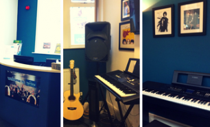 Images of Harmony Music School Teaching Studios
