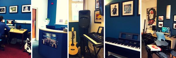 Images of Harmony Music School Teaching Studios
