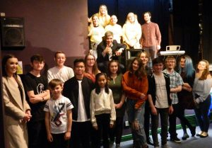school concert performers