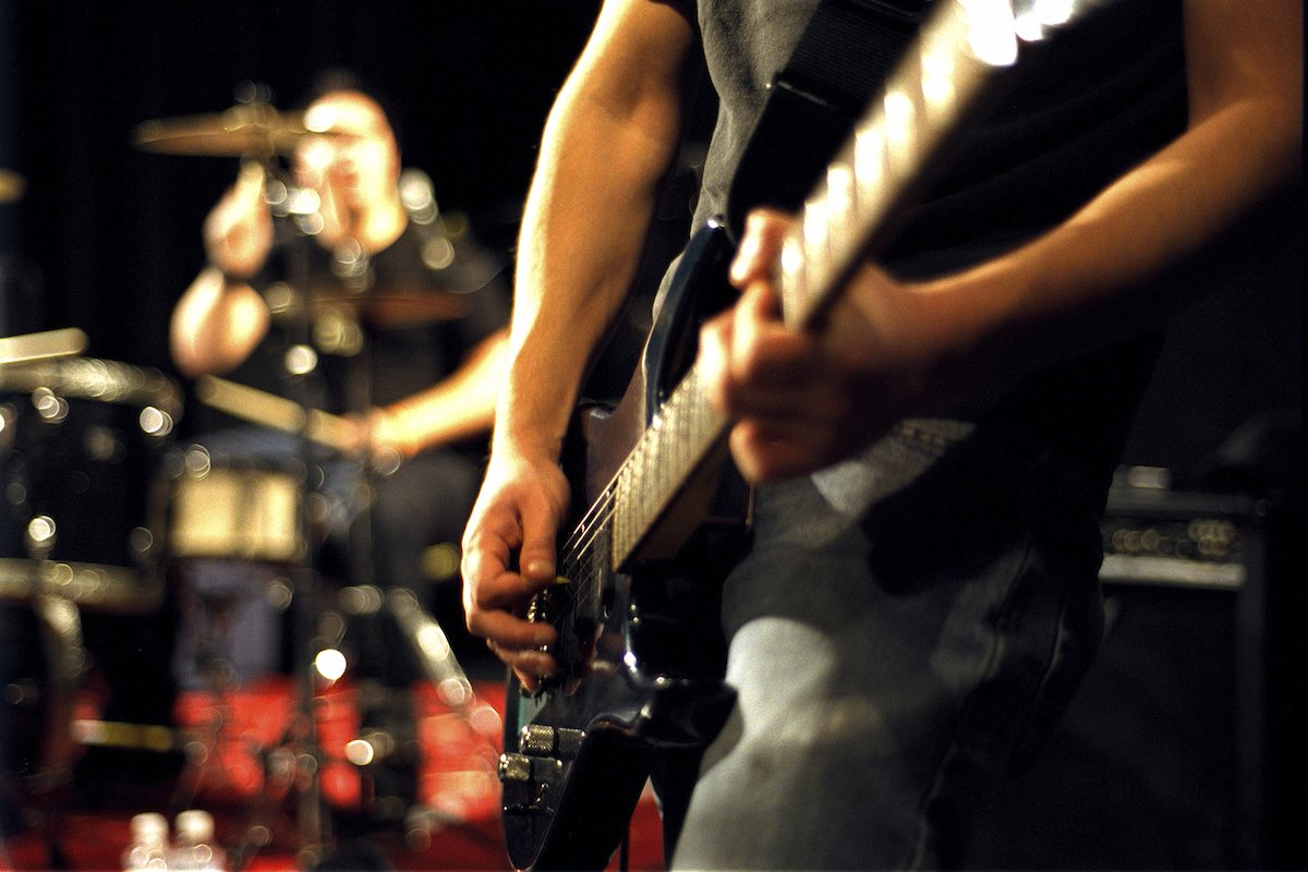 guitar montage band