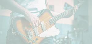 close up bass